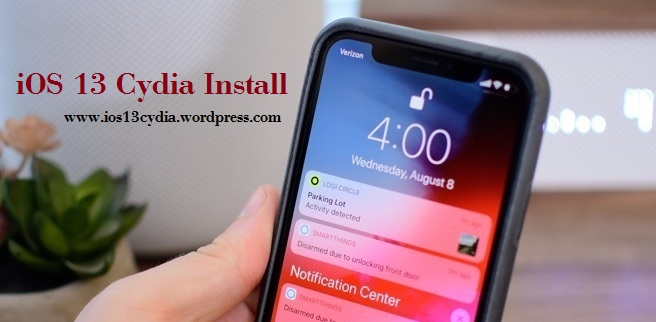 jailbreak iOS 13 – Cydia Install For iOS 13